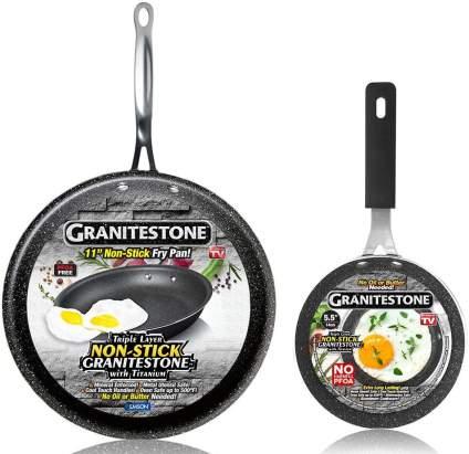 """GRANITESTONE 2687 11"""" Frying Pan"""