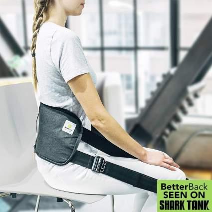 BetterBack - #1 Lower Back Support Posture Belt
