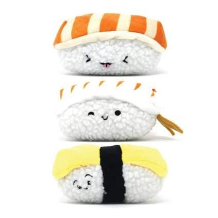 Sushi plush pillows
