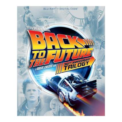 Back to the future movie cover