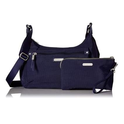 nylong purse with RFID blocking phone case