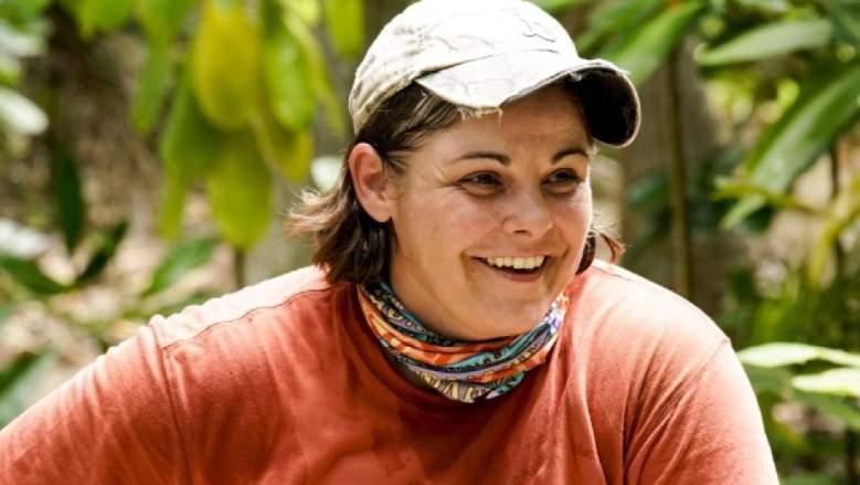 Elaine Stott on 'Survivor'
