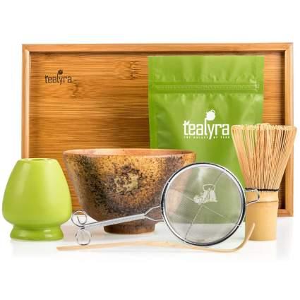 Matcha tea starter kit