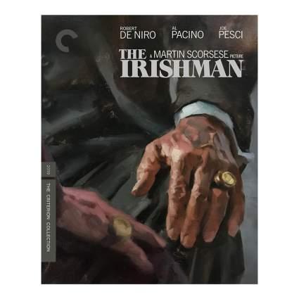 The Irishman Blu-ray