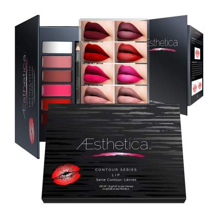 Aesthetica lip contouring palette