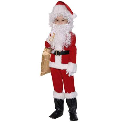 ADOMI Children's Deluxe Santa Suit