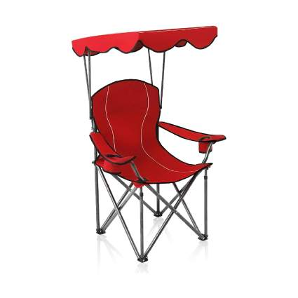 ALPHA CAMP Shade Canopy Chair