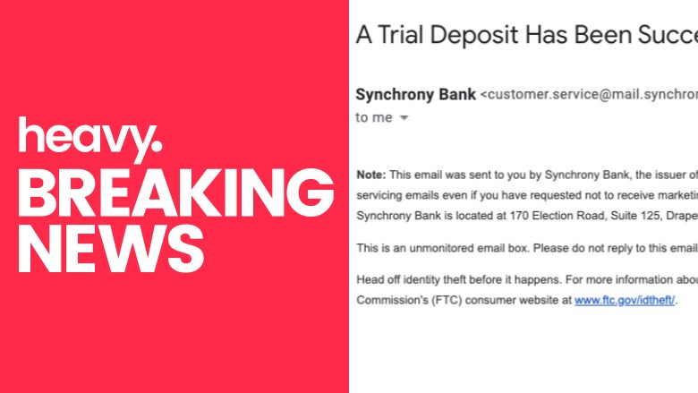 Synchrony Bank Amazon Credit Builder Email Was A Glitch Heavy Com