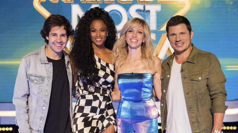 America's Most Musical Family judges and host