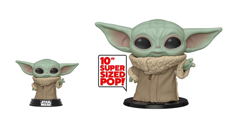 Star Wars Baby Yoda the mandalorian-The Child Electronicnuevo /& OVP