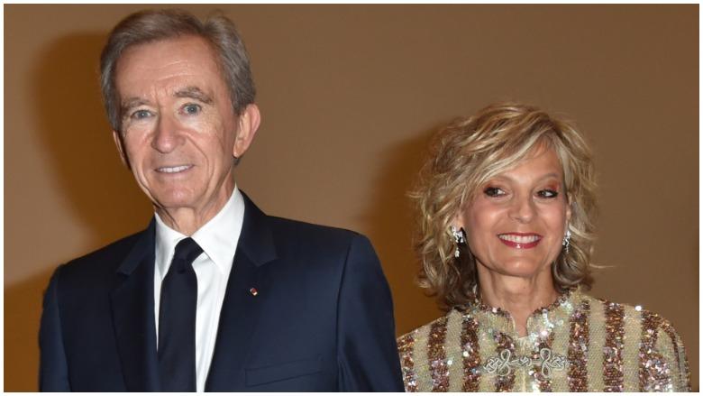 Bernard Arnault, Hélène Mercier-Arnault