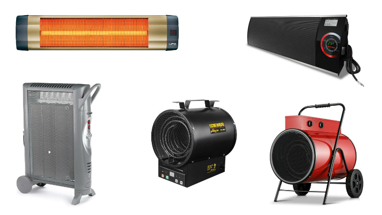 Best Electric Garage Heaters - Featured Image