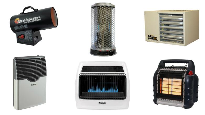 Best Indoor Propane Heaters - Featured Image