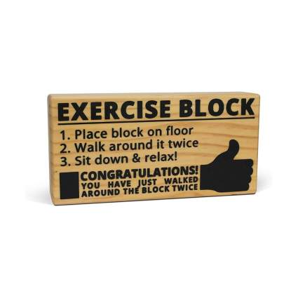 BigMouth Inc Exercise Block