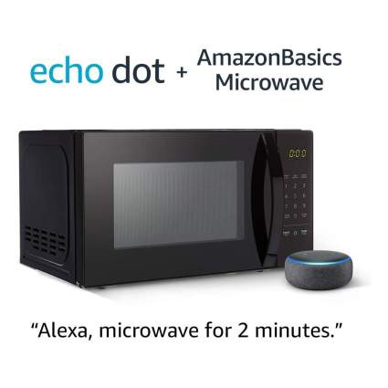 Black Friday microwave