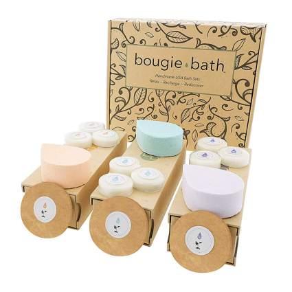Home spa bath sets