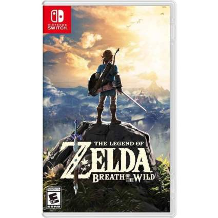 Breath of the Wild Black Friday deal