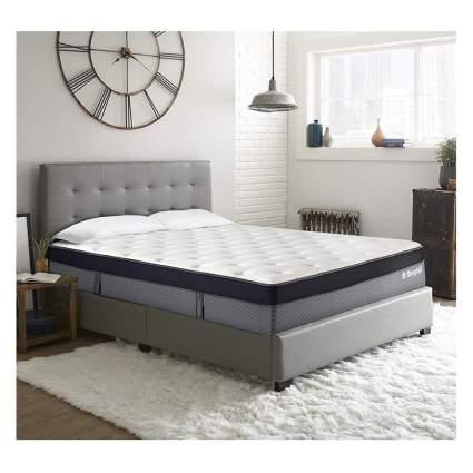 cooling memory foam hybrid mattress