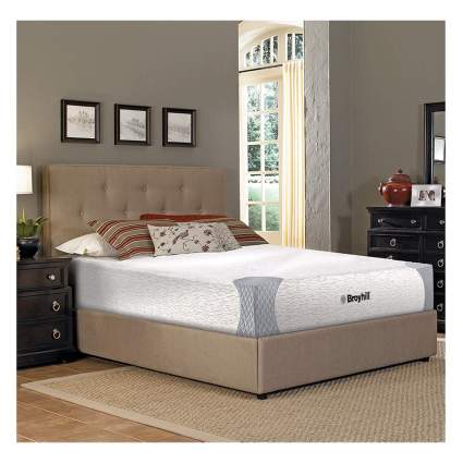 cooling memory foam mattress