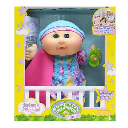 Cabbage Patch Kids 125 Naptime Babies