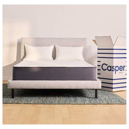 Casper memory foam king mattress