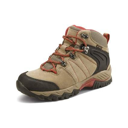 Clorts Women's Mid Hiking Waterproof Lightweight Boots