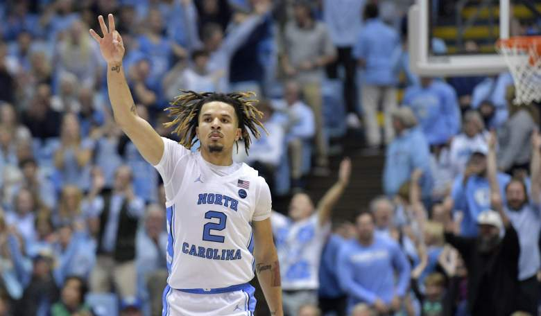 Cole Anthony, North Carolina