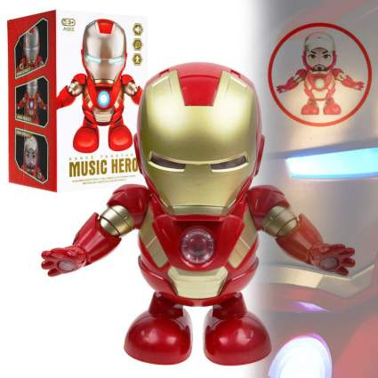 Dancing Hero Iron Man