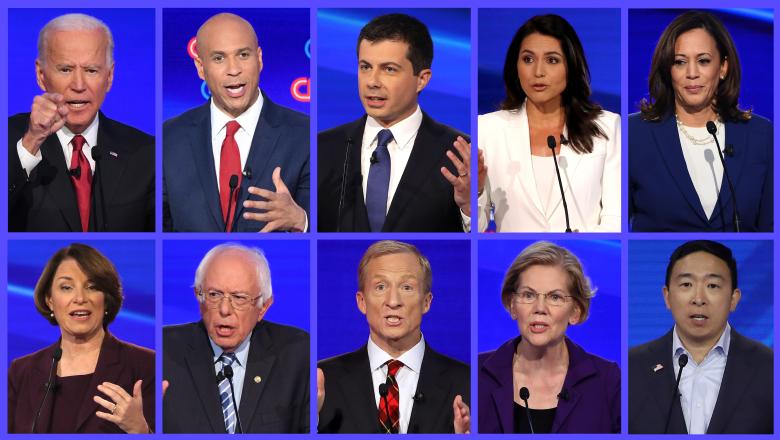 Fifth Democratic Debate