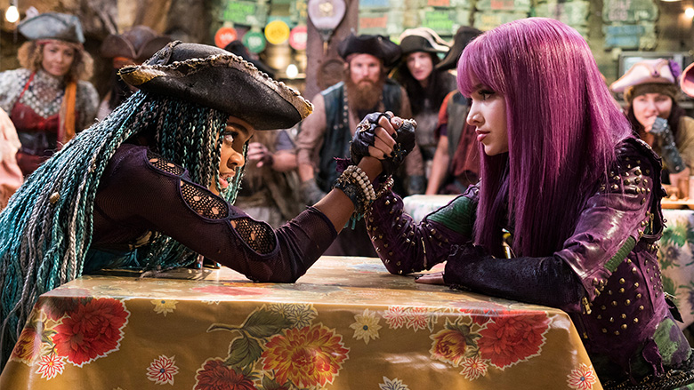 stream descendants 2
