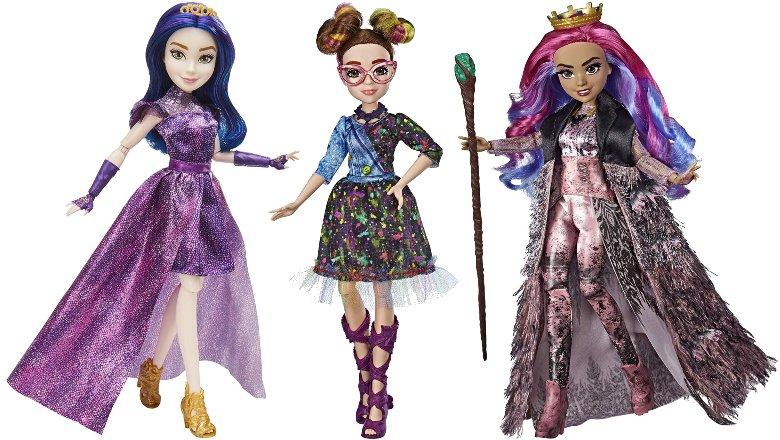 Descendants 3 Dolls