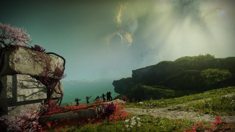 Destiny 2 Enlightened title