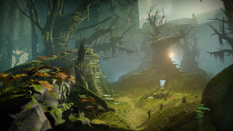 Destiny 2 Leftovers Garden of Salvation Challenge