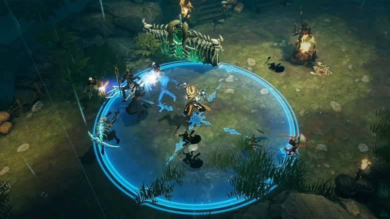 Diablo Immortal BlizzCon 2019