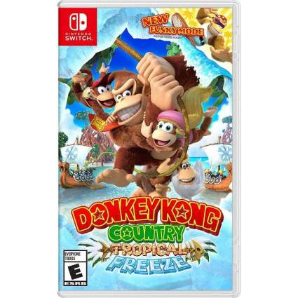 Donkey Kong Country for Nintendo Switch