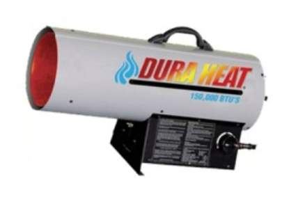 Dura Heat 150,000 BTU Indoor Propane Heater