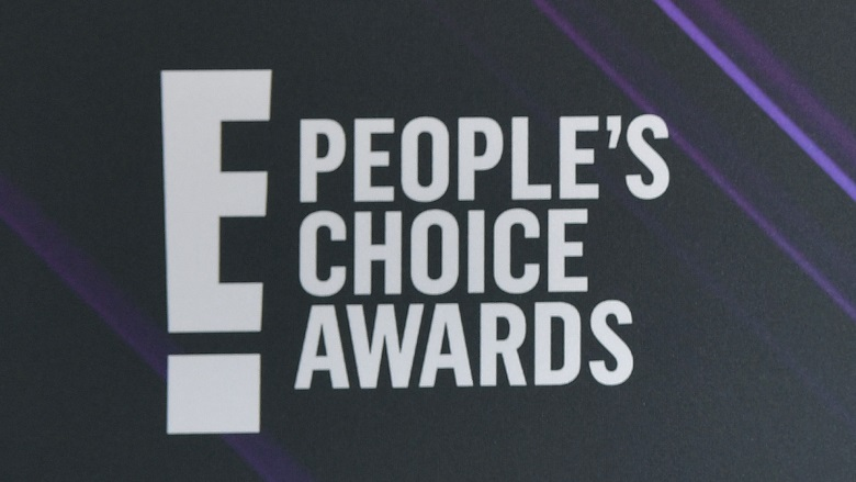 E People's Choice Awards Red Carpet