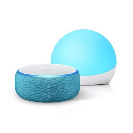 Echo Dot Kids Edition + Echo Glow Bundles