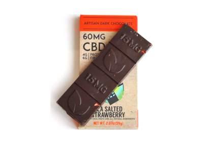 edible cbd chocolate
