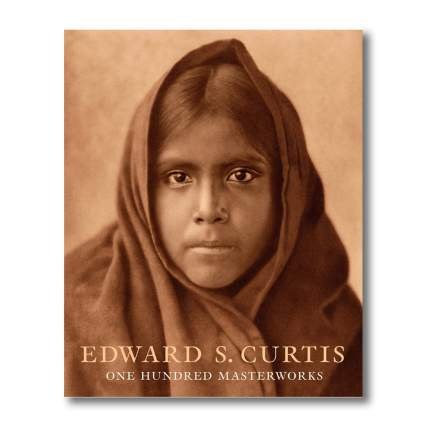 Edward S. Curtis coffee table book
