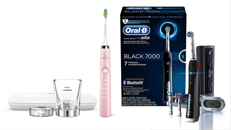 electric toothbrush cyber monday