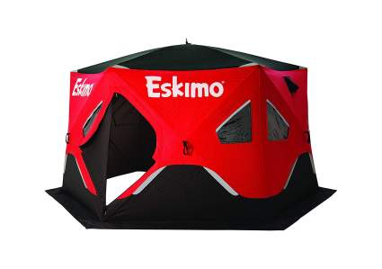 Eskimo Fatfish 5-7 Person Insulated Pop-Up Portable Ice Shelter