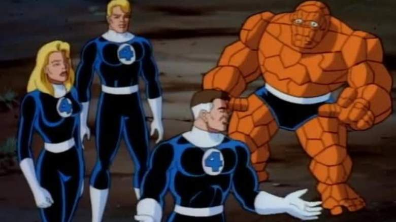 stream fantastic four