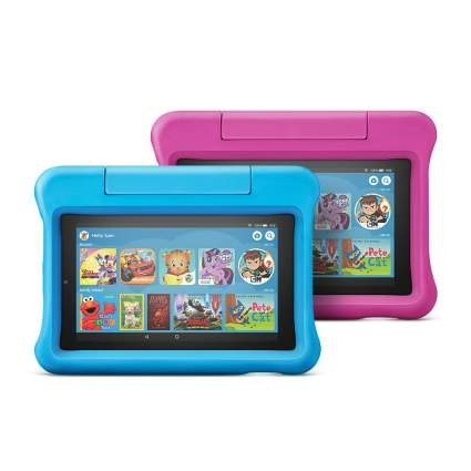 Fire 7 Kids Edition Tablet 2-Pack