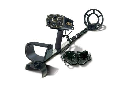 Fisher 1280X-8 Underwater Metal Detector with 8-Inch Coil