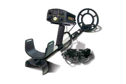 Fisher CZ21-8 Underwater Metal Detector with 8-Inch Coil