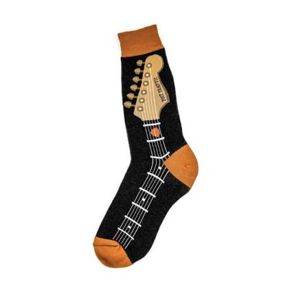 foot traffic guitar socks