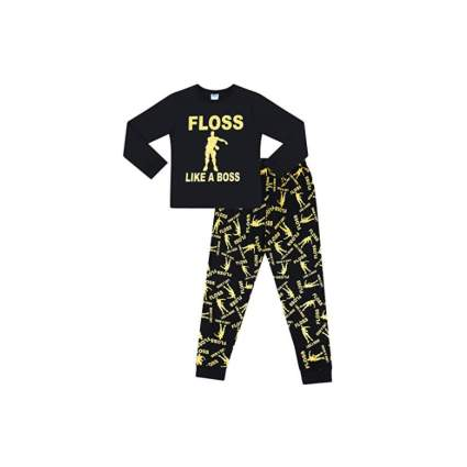 Fortnite floss emote pajamas