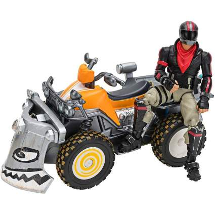 Fortnite Quadcrasher and toy
