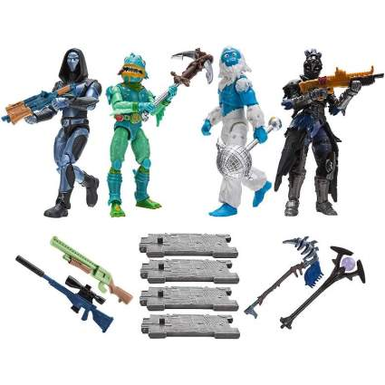 Fortnite Squad Mode four pack
